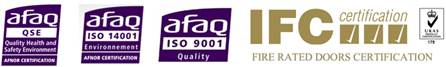 AFAQ ISO certification